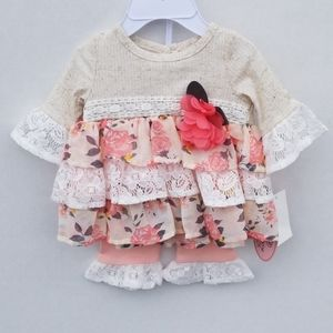 Brand new girls spring outfit